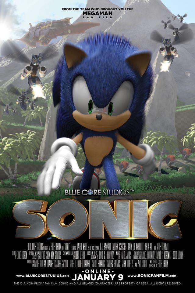 House Of Derk Sonic The Hedgehog Fan Film By Blue Core Studios