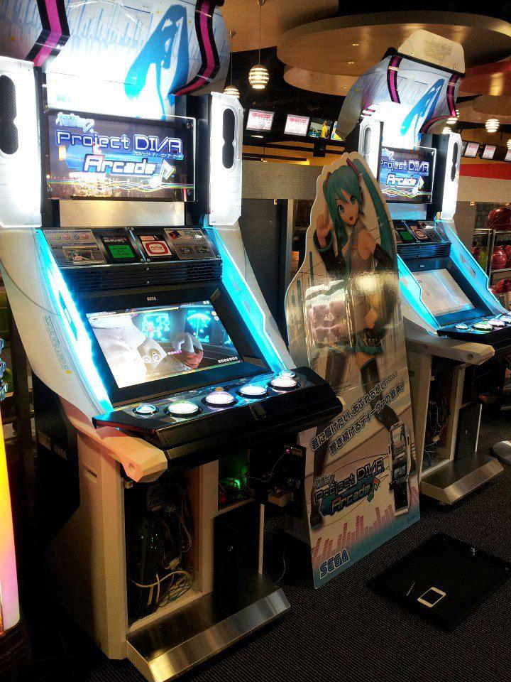 project diva arcade pc 版