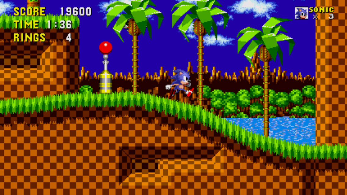 Video Spotlight Sonic The Hedgehog Remastered Gameplay Segadriven