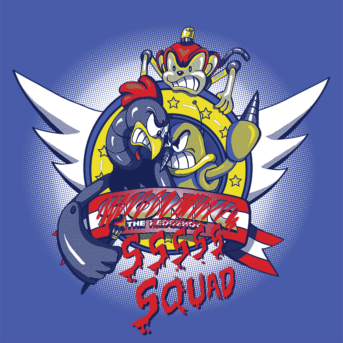 This Adventures Of Sonic The Hedgehog T Shirt Is Awesome Segadriven