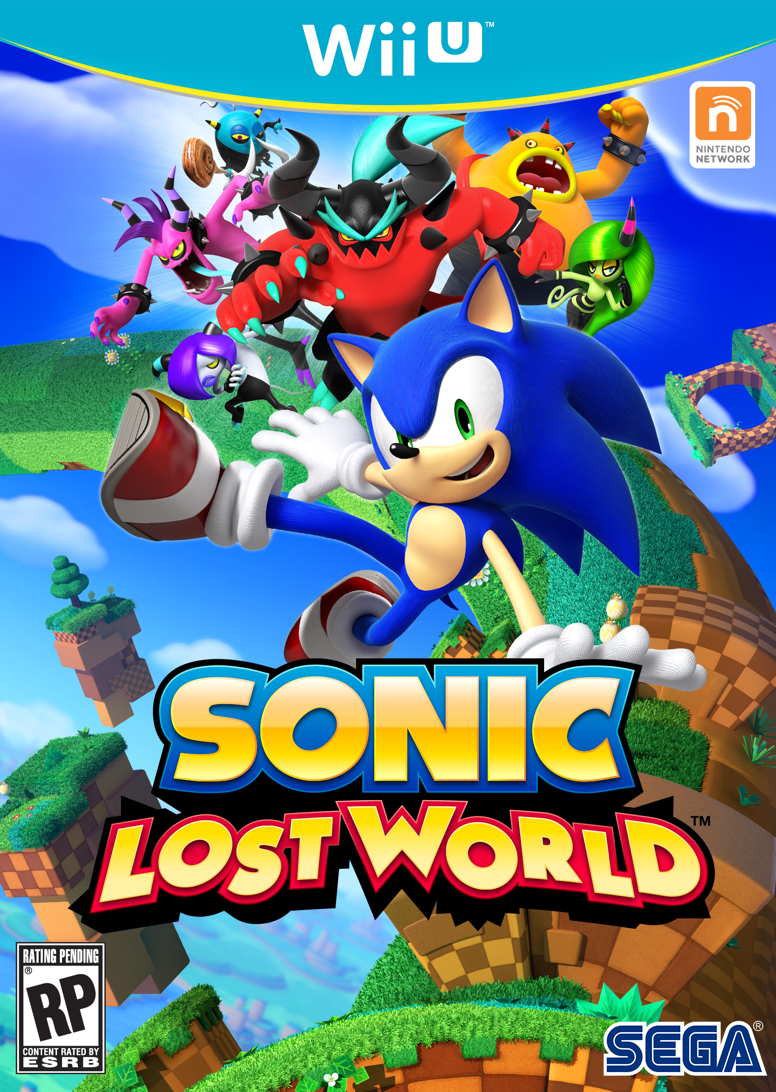 Nintendo Wii U Games : All nintendo sega partnered sonic titles coming this