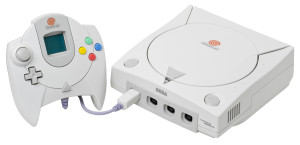 Dreamcast-Console-Set