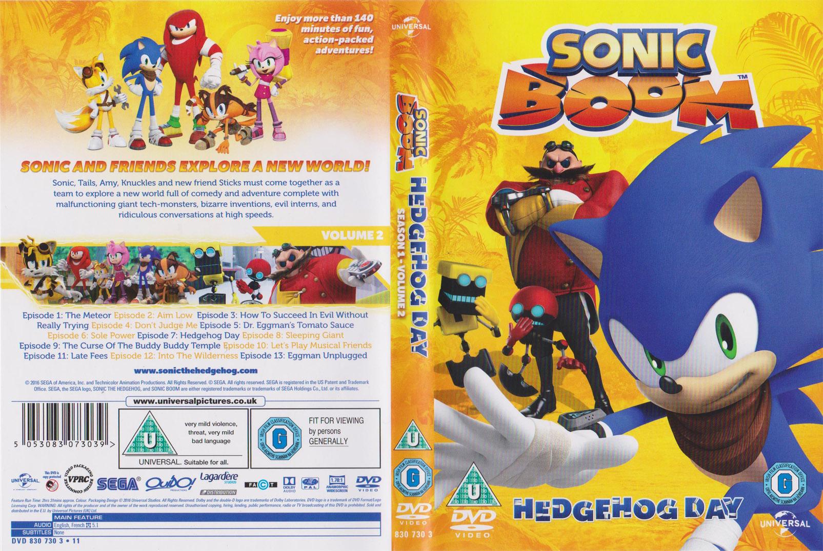 sonic boom season 3 release date