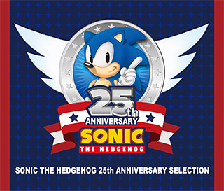 sonic25thselection