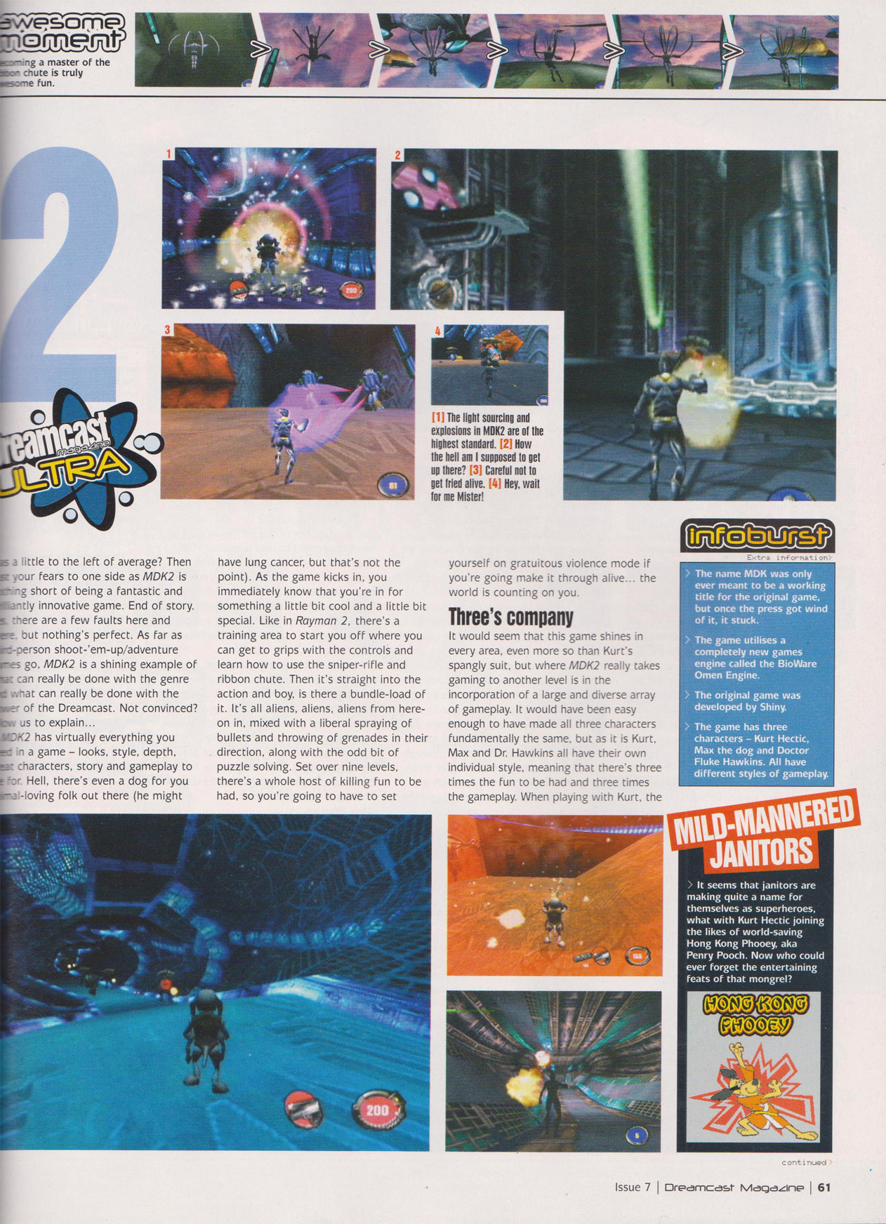 SEGA-Related Magazine Features « SEGADriven