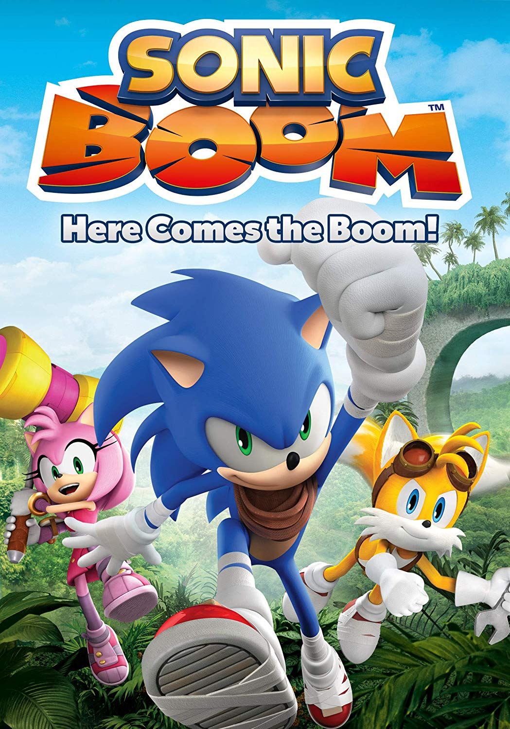 US Getting 2 New Sonic Boom DVDs, The First Available Now ...