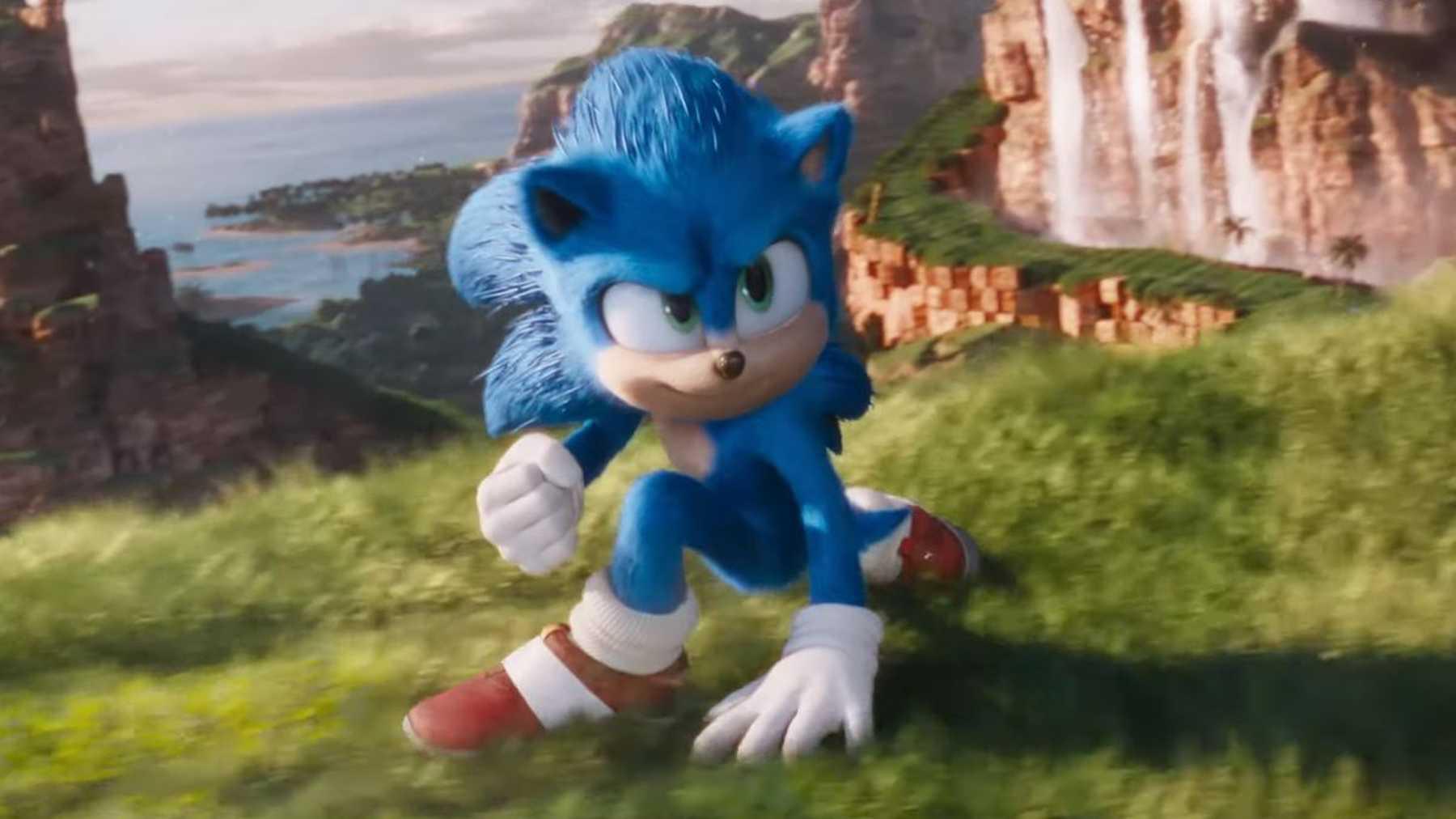 Sonic The Hedgehog 2020 Movie Review Segadriven